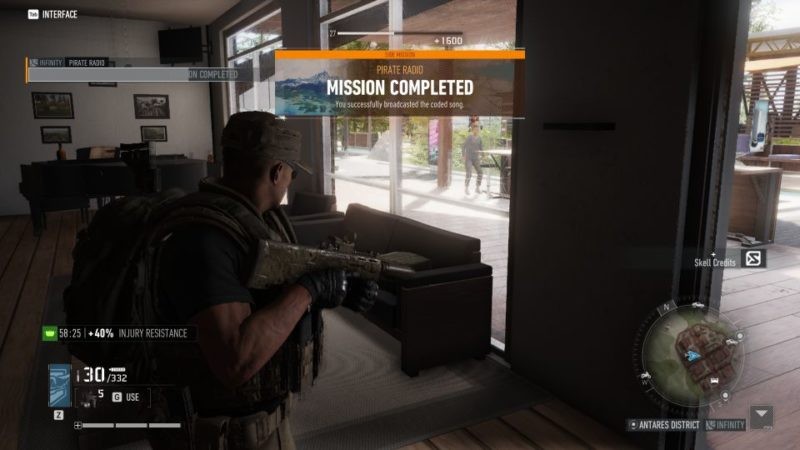 ghost recon breakpoint - pirate radio tips