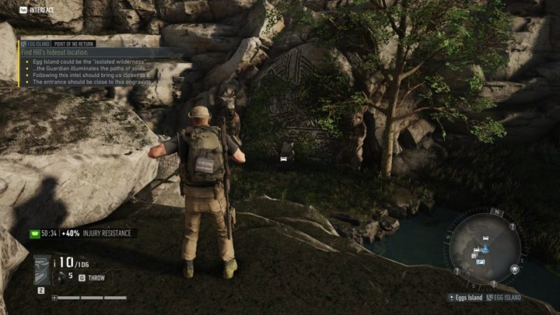 ghost recon breakpoint - point of no return guide and tips