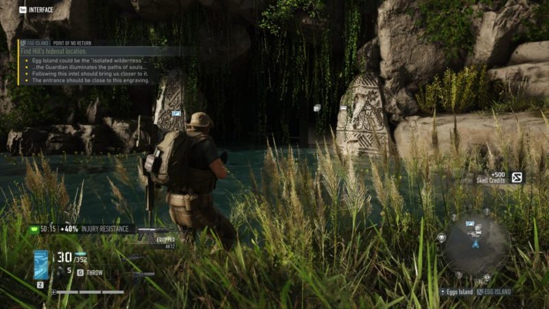 ghost recon breakpoint - point of no return mission