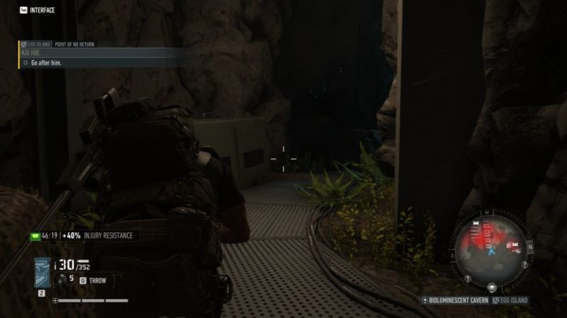 ghost recon breakpoint - point of no return mission walkthrough