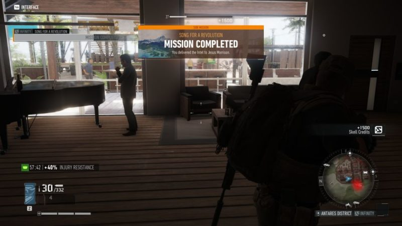 ghost recon breakpoint - song for a revolution tips