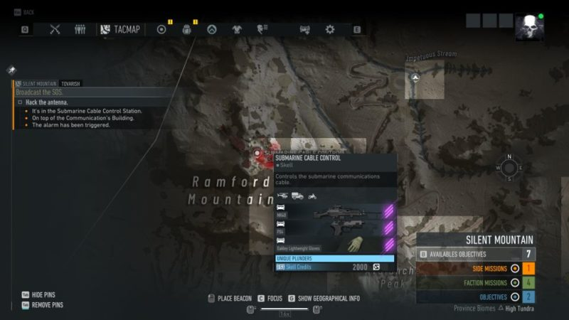 ghost recon breakpoint - tovarish