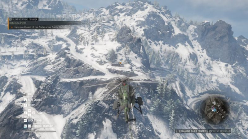 ghost recon breakpoint - tovarish mission guide