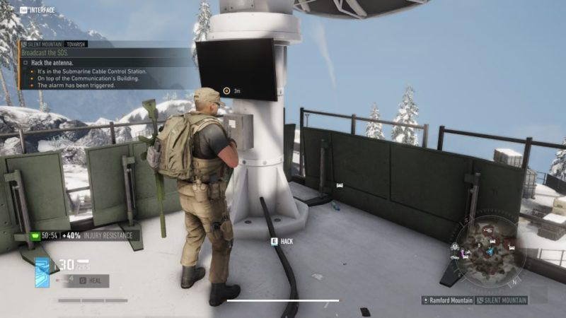ghost recon breakpoint - tovarish quest