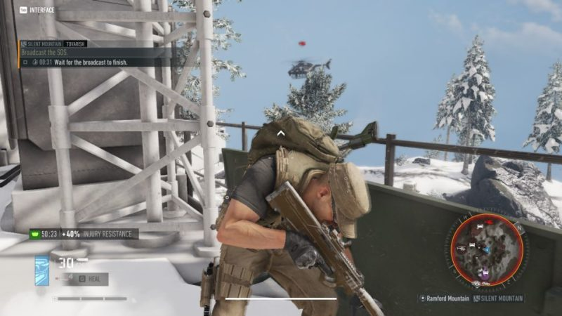 ghost recon breakpoint - tovarish quest guide