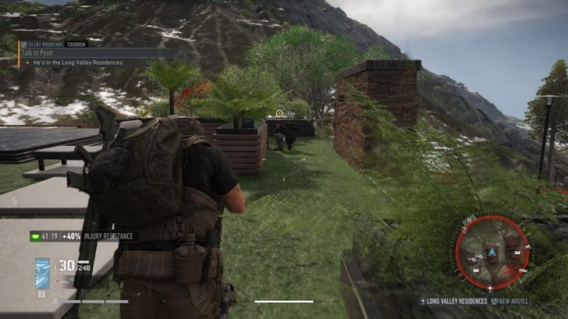 ghost recon breakpoint - tovarish tips