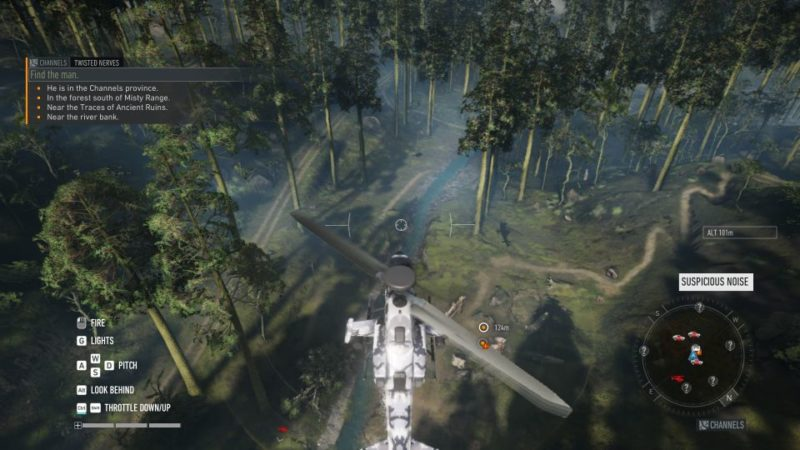 ghost recon breakpoint - twisted nerves guide