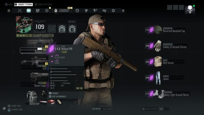 how to equip suppressor - ghost recon breakpoint