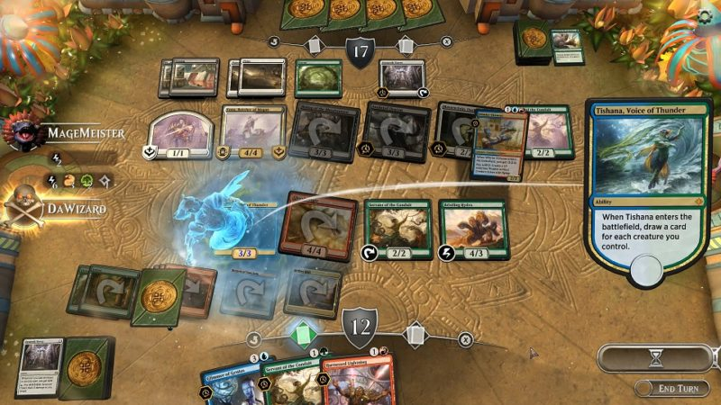 top turn based card game similar to heartstone