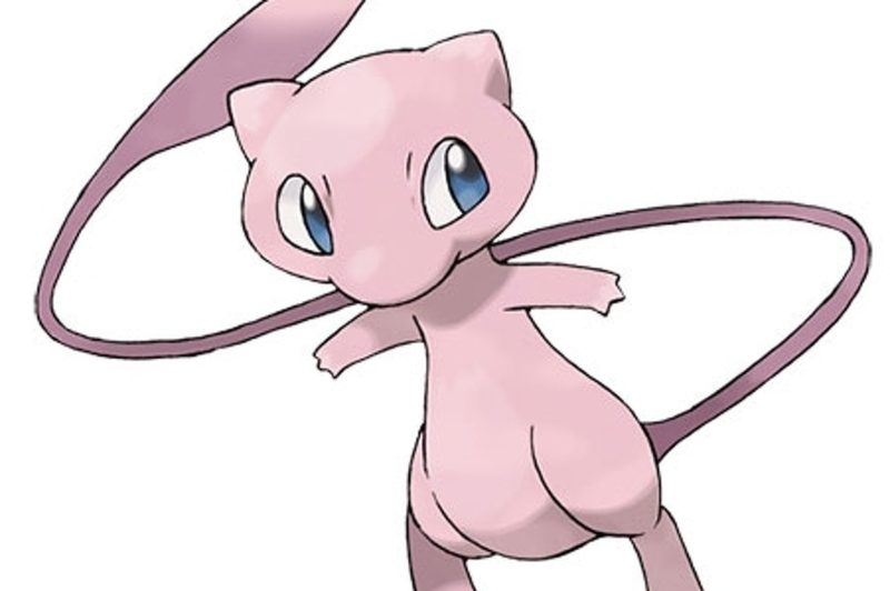 strongest mythical pokemon of all time