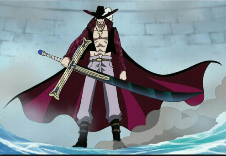 one piece strongest character with no devil fruit