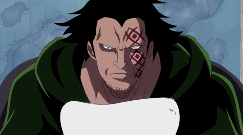 strongest in one piece without devil fruit
