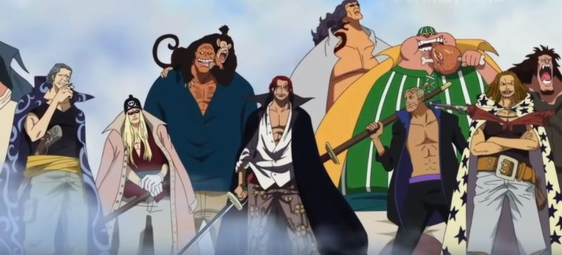 most powerful pirate crew