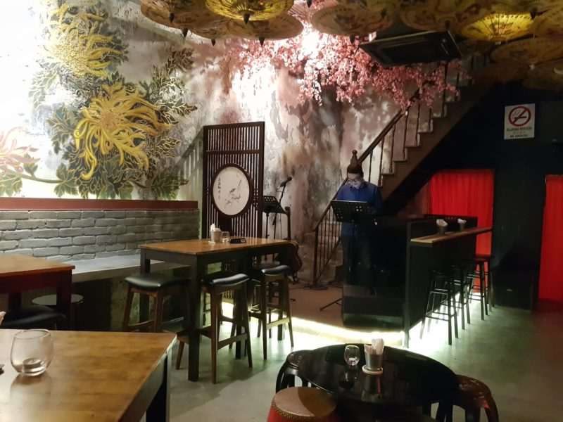 review of the old merchant malacca