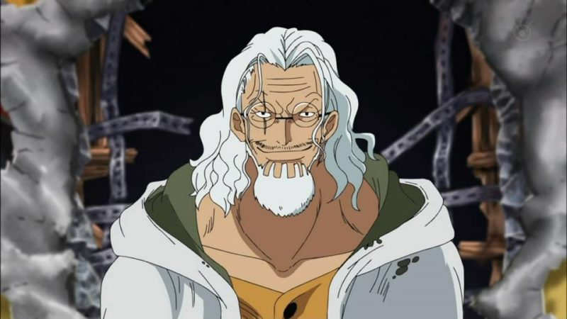 top character one piece no devil fruit