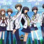 top romance type anime
