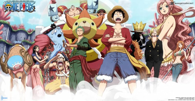 most powerful pirates in one piece