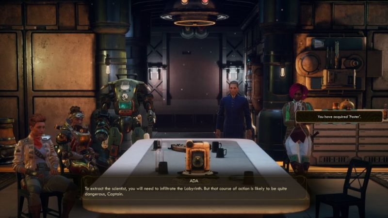 the outer worlds - brave new world guide