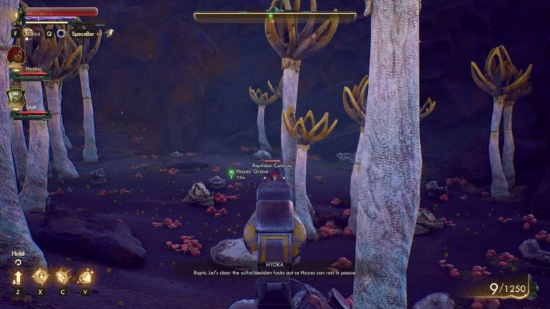 the outer worlds - star-crossed troopers guide and tips