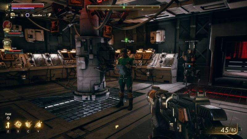 the outer worlds - star-crossed troopers mission
