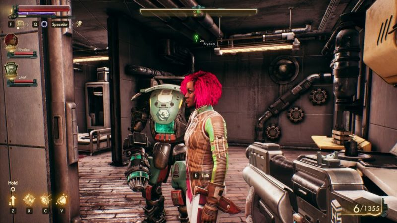 the outer worlds - star-crossed troopers tips and guide