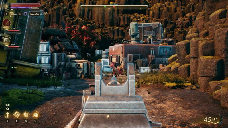 the outer worlds - star-crossed troopers wiki