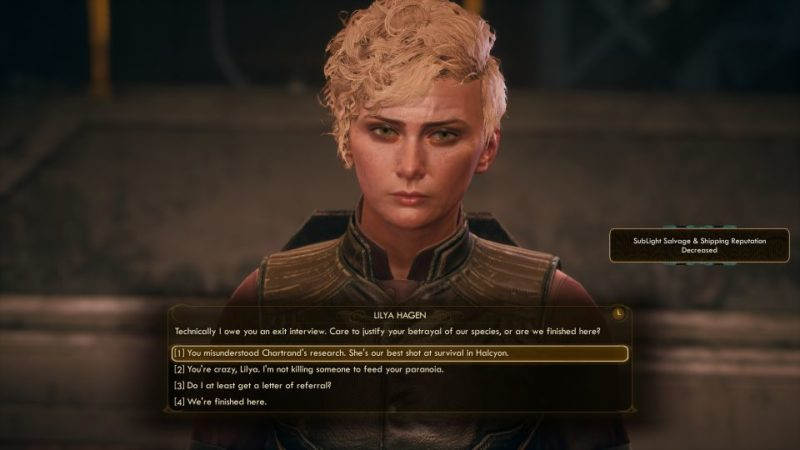 the outer worlds - the chimerist's last experiment wiki