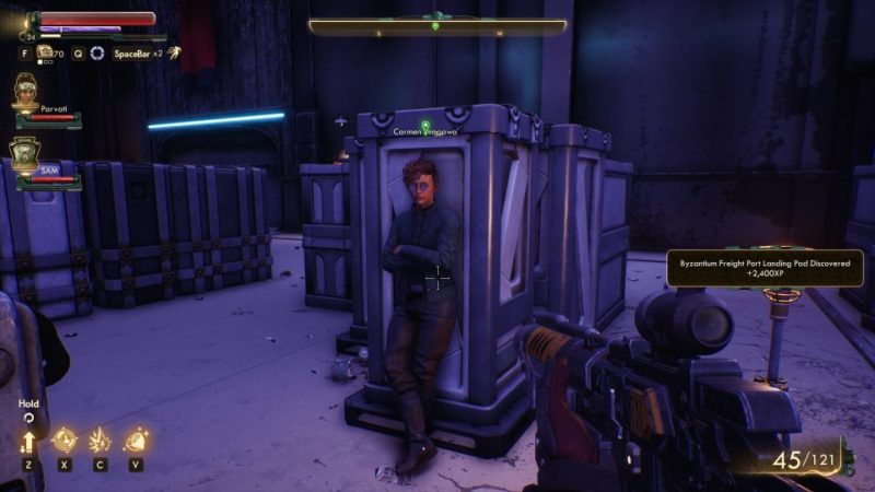 the outer worlds - the city and the stars guide and tips