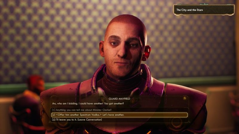 the outer worlds - the city and the stars mission walkthrough