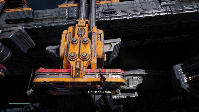 star wars jedi fallen order - scrapyard guide