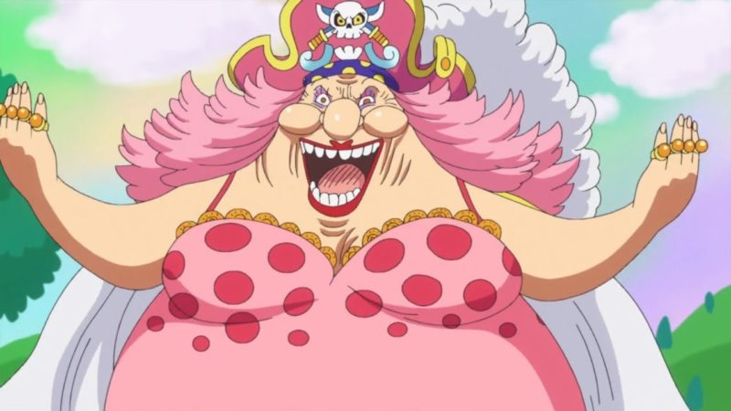 strongest female character one piece