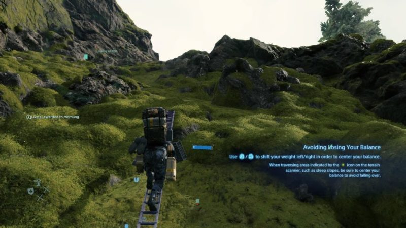 death stranding - order 11 walkthrough
