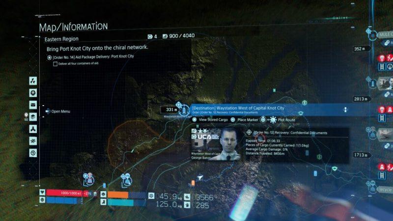 death stranding order 12 wiki