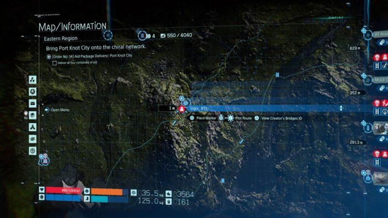 death stranding order 15