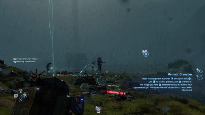 death stranding order 15 mission guide
