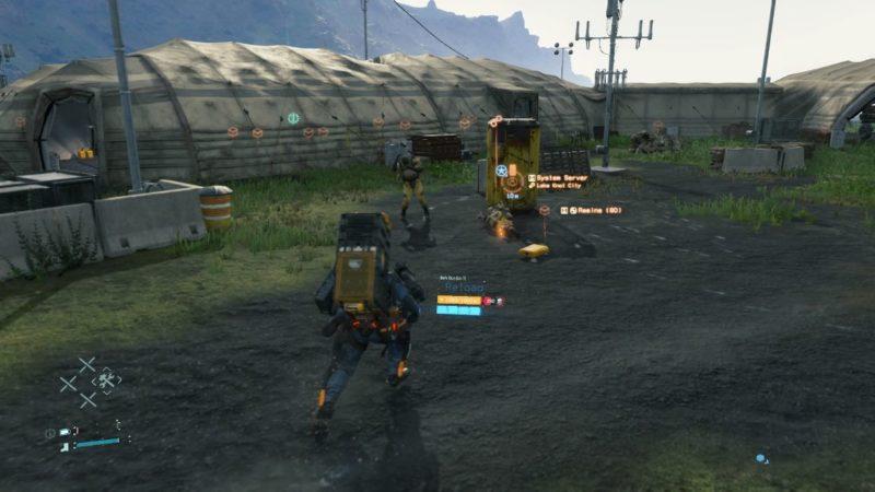 death stranding order 23 (system server) mission walkthrough