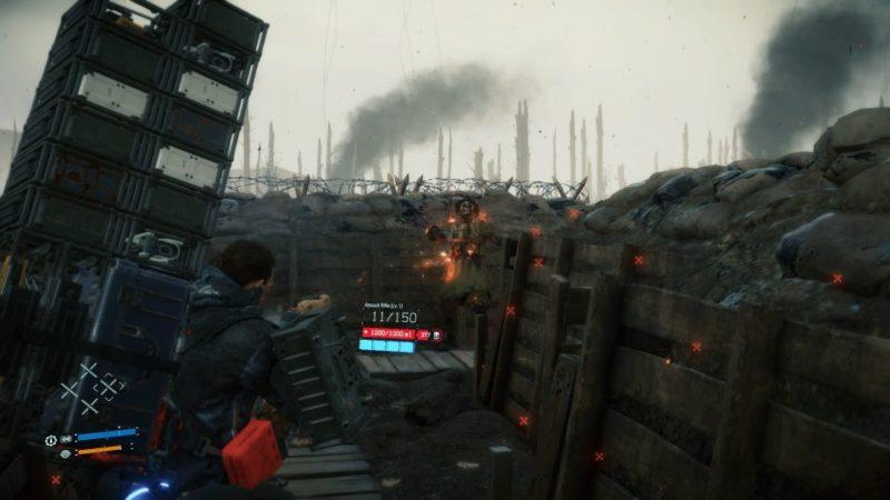death stranding order 39 - escape the battlefield mission guide