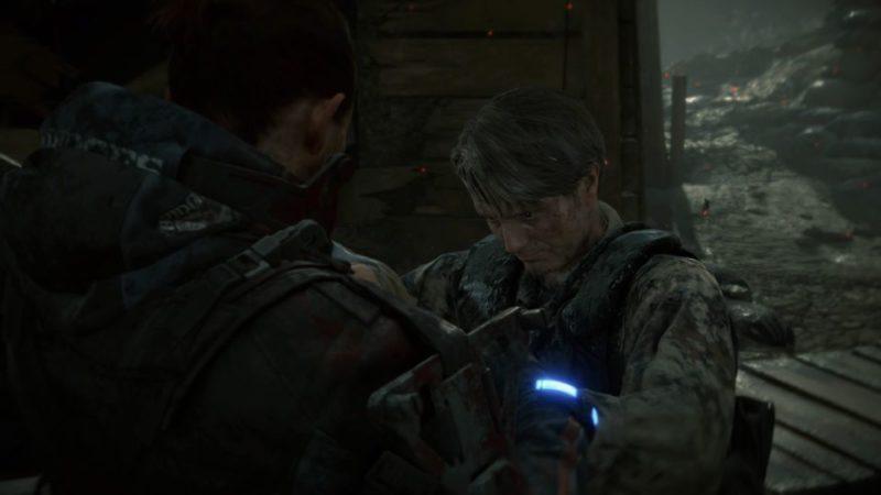 death stranding order 39 - escape the battlefield tips