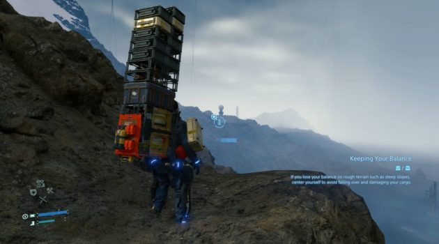death stranding order 41 - building materials delivery wiki
