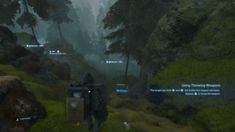 death stranding - order 9 mission guide