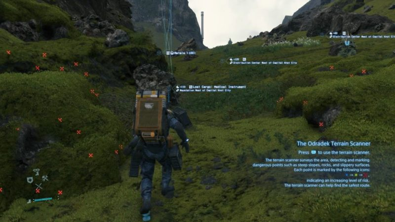 death stranding - order 9 quest guide