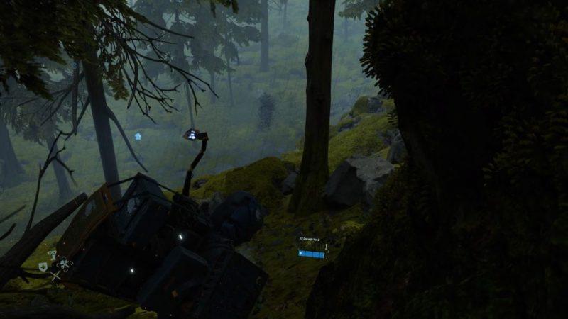 death stranding - order 9 walkthrough