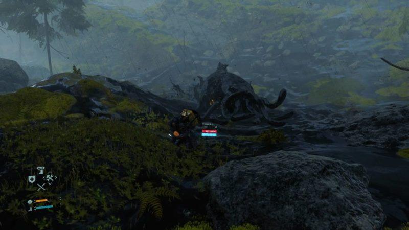 death stranding - order 9 windmill