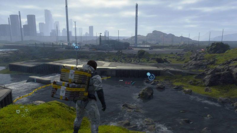 death stranding - order no 1 mission walkthrough