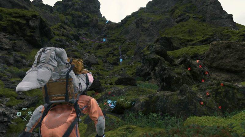 death stranding order no.3 mission
