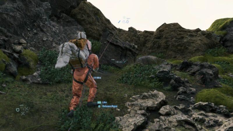 death stranding order no.3 mission guide