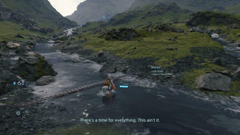 death stranding order no.3 quest