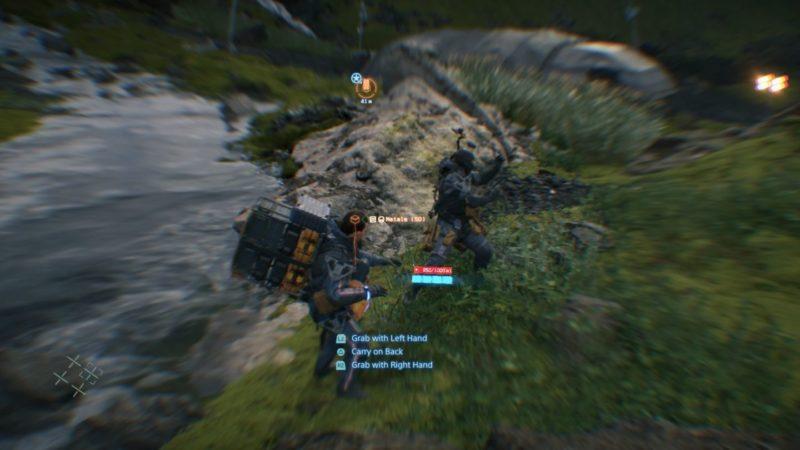 death stranding - order no.7 mission walkthrough