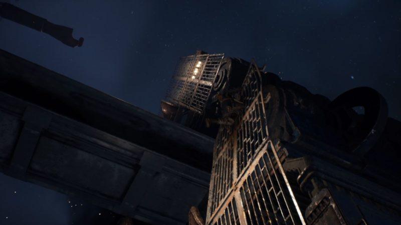 star wars jedi fallen order - escape train mission guide
