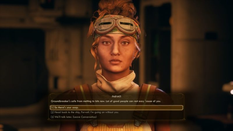 the outer worlds - dont bite the sun quest guide